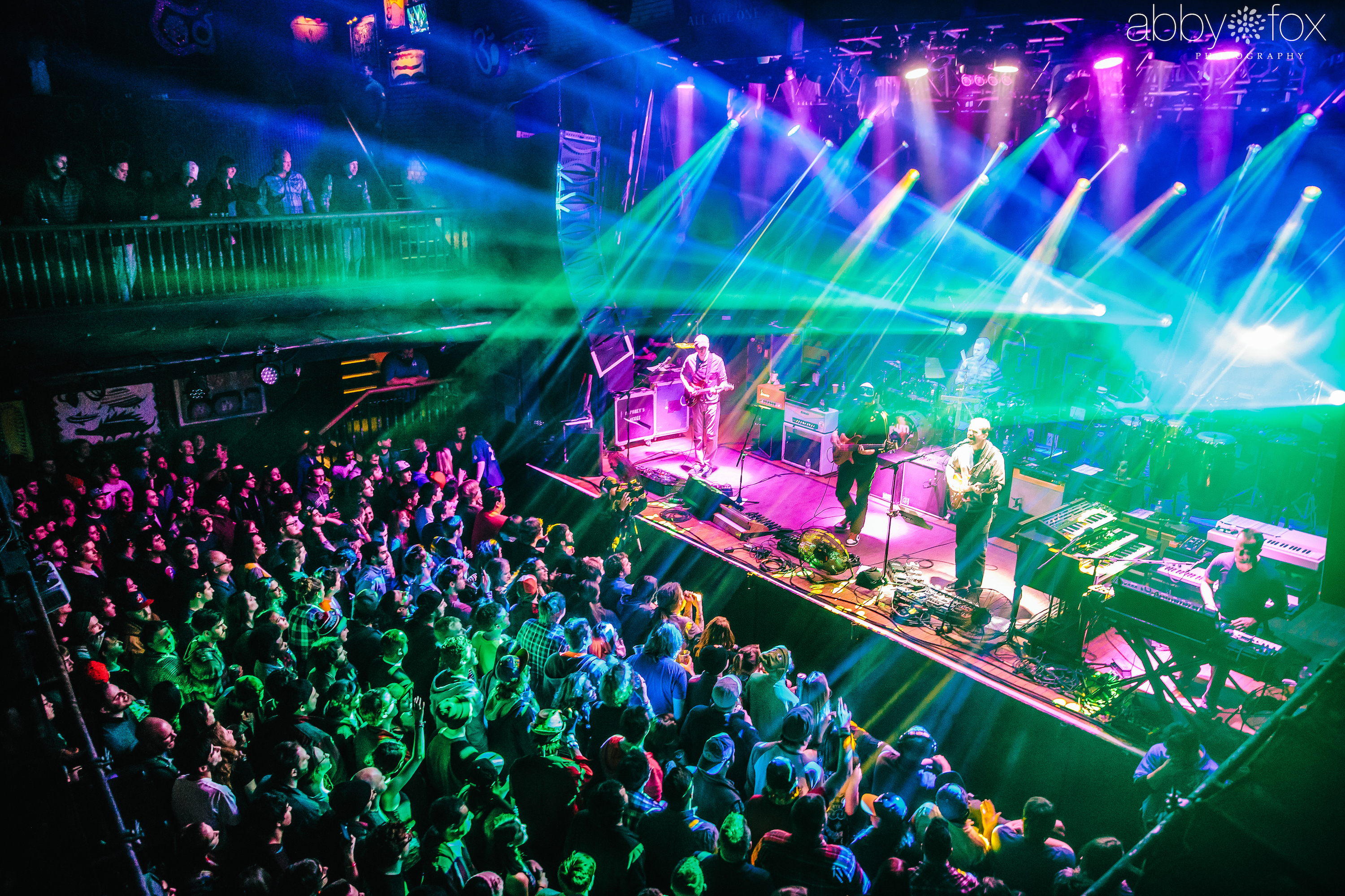 Late Midwest Couch Tour Umphreys McGee