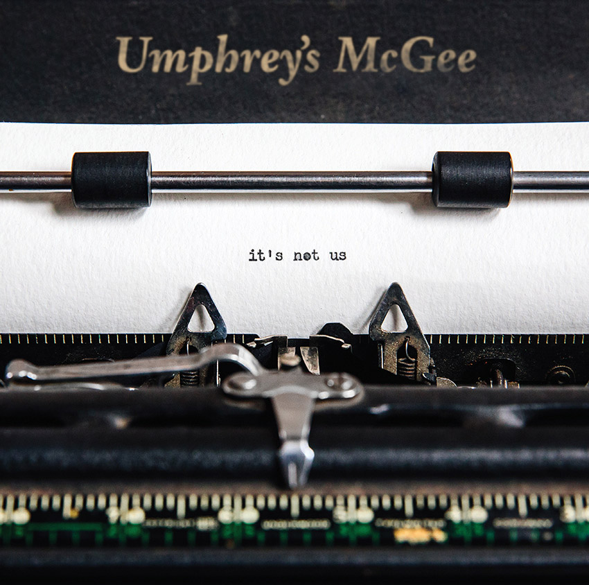 Image result for Umphrey's McGee: it's not us album